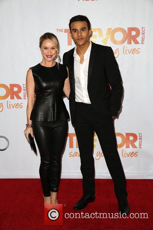 Becca Tobin and Jacob Artist 8