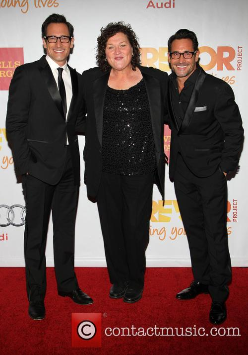 Gregory Zarian, Dot-marie Jones and Lawrence Zarian 7