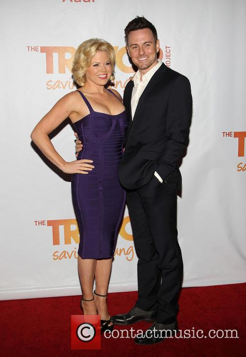 Megan Hilty and Brian Gallagher 5