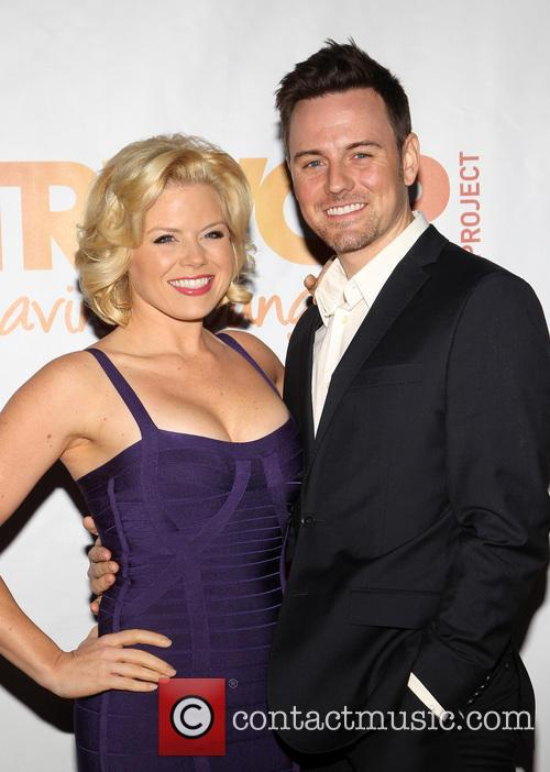 Megan Hilty and Brian Gallagher 7