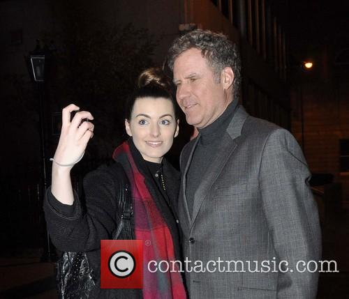 Will Ferrell and Niamh Burke 5