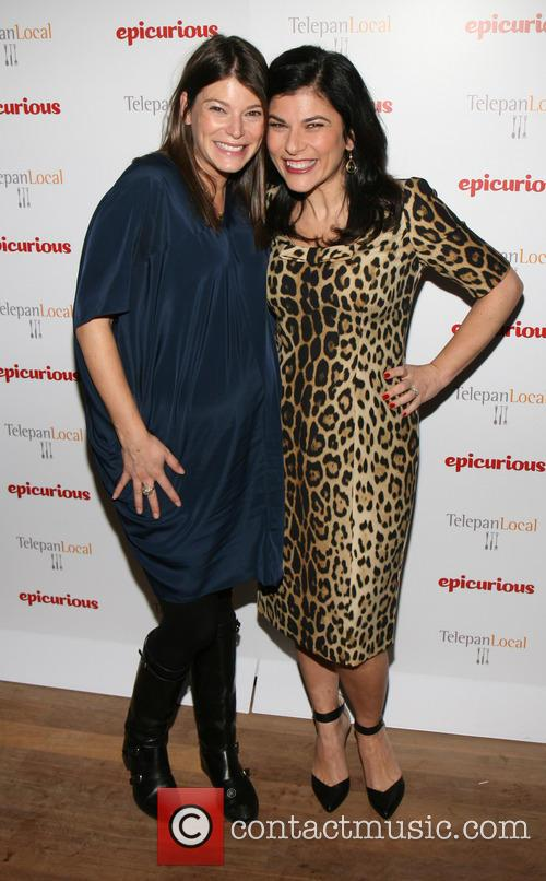 Gail Simmons and Nilou Motamed 3