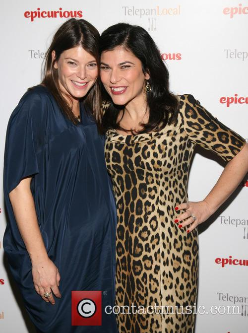 Gail Simmons and Nilou Motamed 4