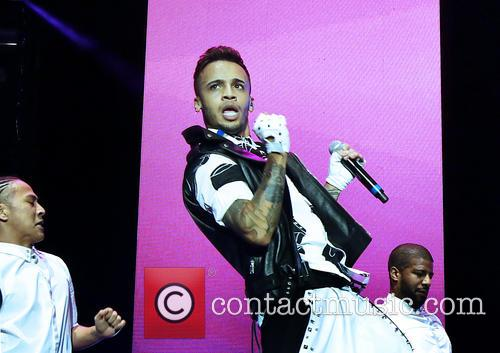 aston merrygold jls performing at liverpool echo 3990568
