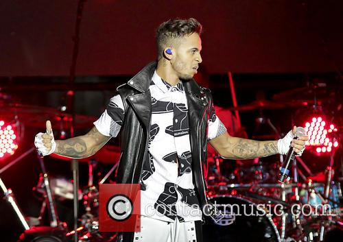 aston merrygold jls performing at liverpool echo 3990577