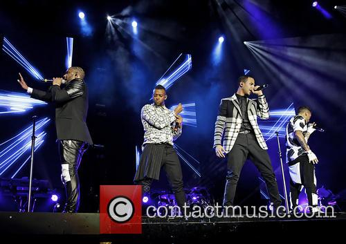 Jb Gill, Ortise Wiliams, Marvin Humes and Aston Merrygold 4