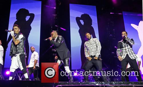 Jb Gill, Ortise Wiliams, Marvin Humes and Aston Merrygold 7