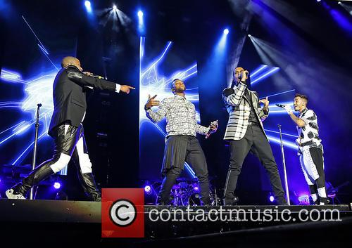 Jb Gill, Ortise Wiliams, Marvin Humes and Aston Merrygold 1