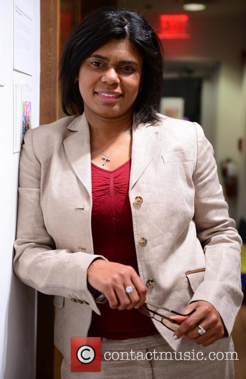 Temeko Richardson book signing