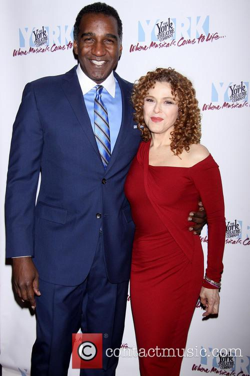 norm lewis bernadette peters york theatre company award 3991243