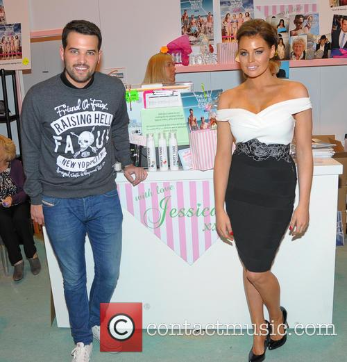 Jessica Wright and Ricky Rayment 11