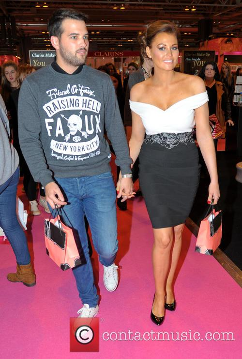 Jessica Wright and Ricky Rayment 12