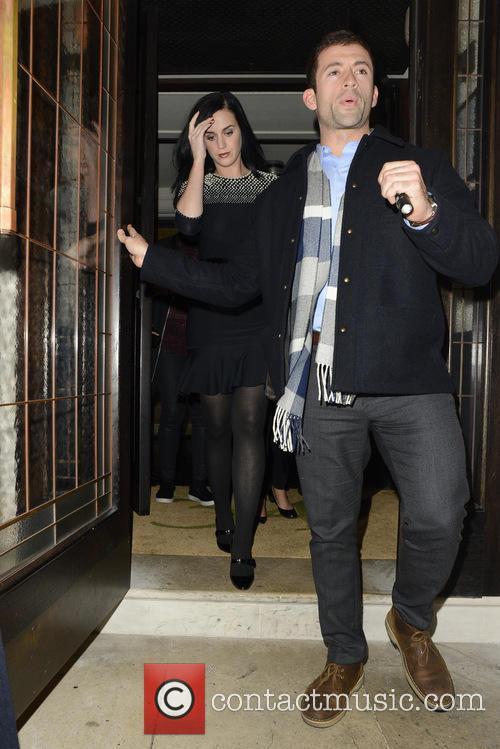 katy perry celebrities leaving 34 restaurant 3991128