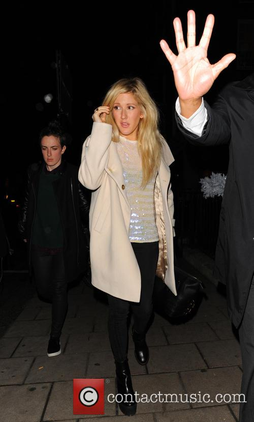 Ellie Goulding and Guest 2
