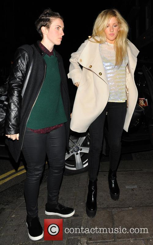 Ellie Goulding and Guest 3