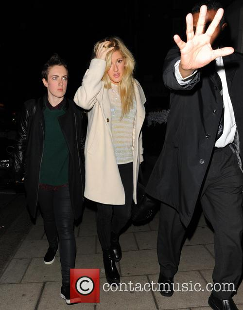 Ellie Goulding and Guest 9