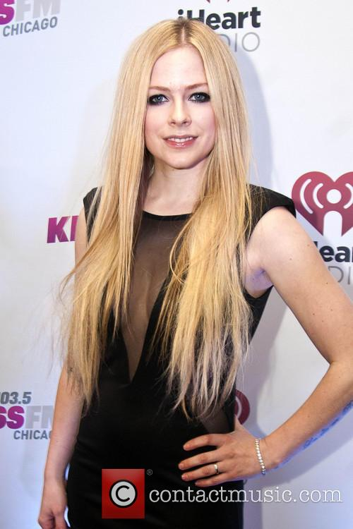 Avril Lavigne, United Center