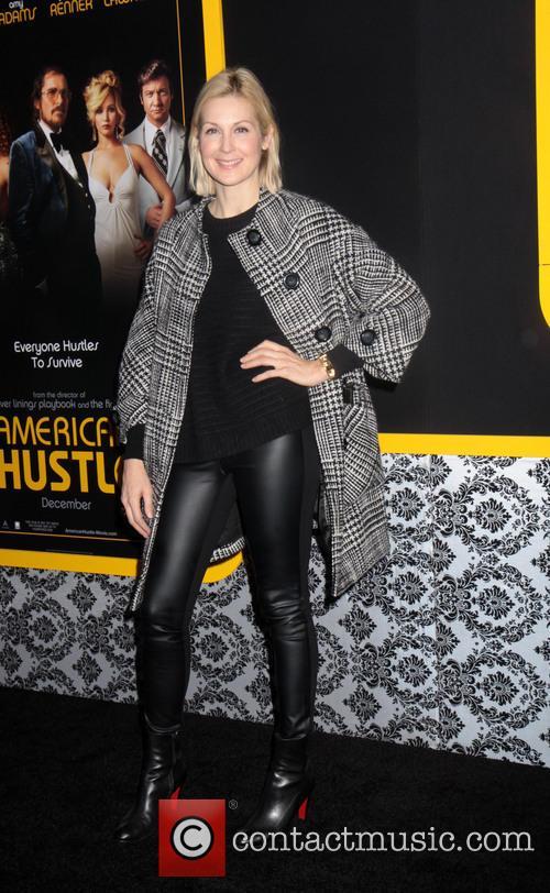 American Hustle Black Carpet in NYC