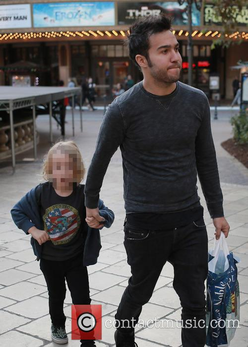 Pete Wentz At The Grove