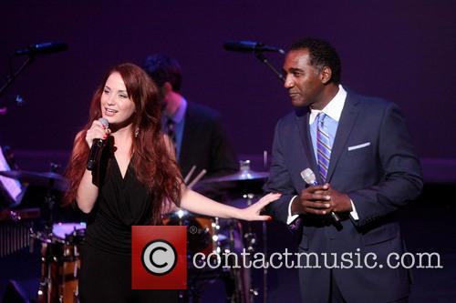 Sierra Boggess and Norm Lewis 1