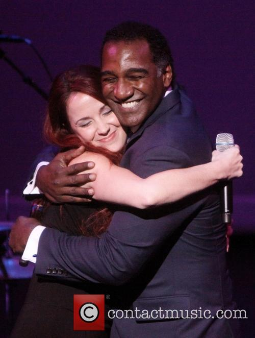 Sierra Boggess and Norm Lewis 2