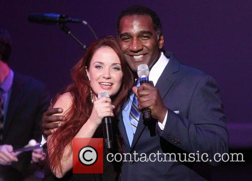 Sierra Boggess and Norm Lewis 5