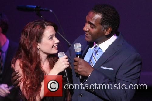 Sierra Boggess and Norm Lewis 6
