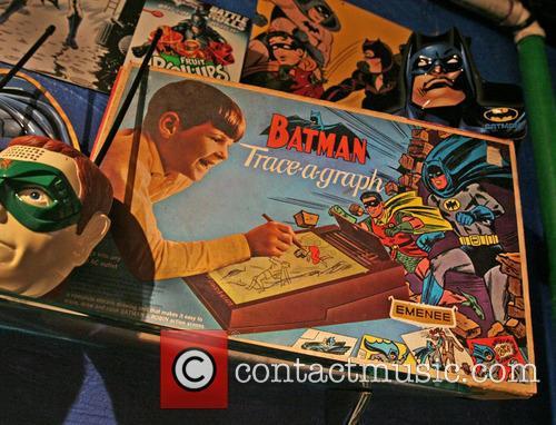 Batman and Kevin Silva 5