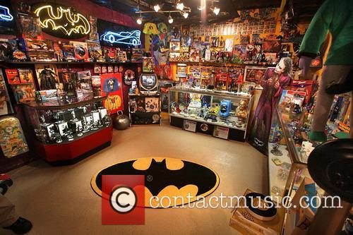 Batman and Kevin Silva 6