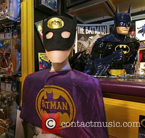 Batman and Kevin Silva 7