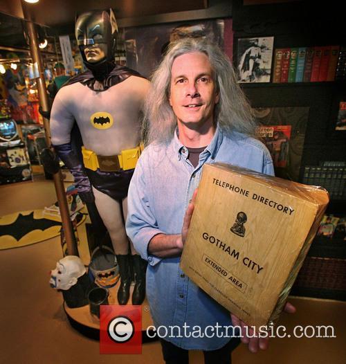 Batman and Kevin Silva 8