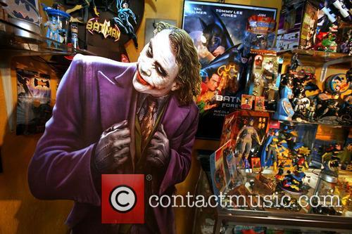 Batman and Kevin Silva 9
