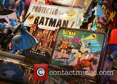 Batman and Kevin Silva 10