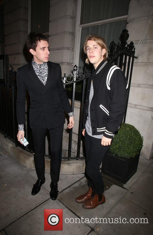 Tom Odell and Miles Kane 2
