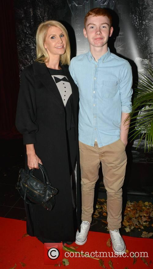 Yvonne Keating & Son Jack Keating 2