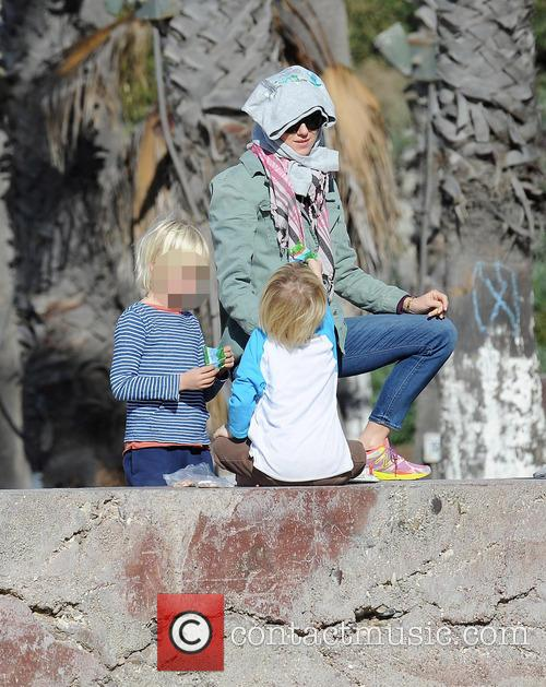 Naomi Watts, Alexander and Samuel
