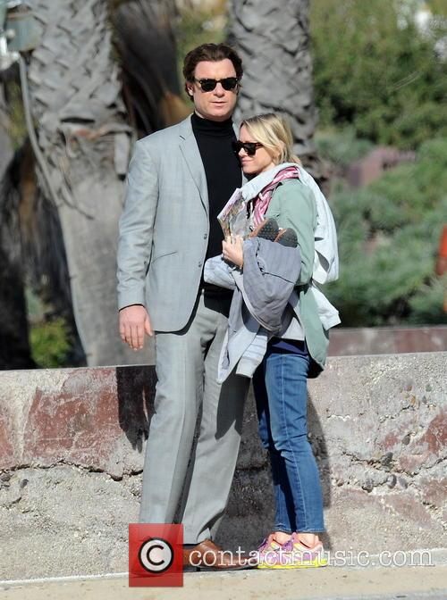 Naomi Watts and Liev Schreiber 13
