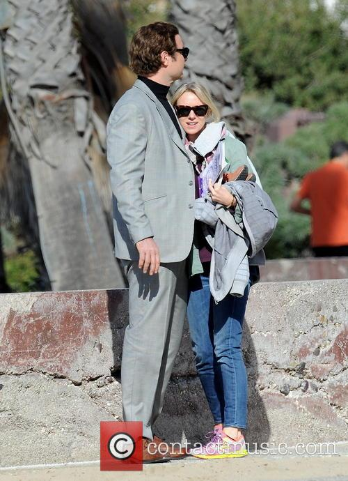 Naomi Watts and Liev Schreiber 14