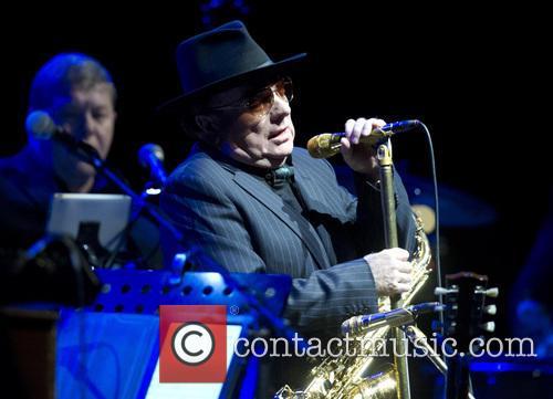 Van Morrison performs in Amsterdam
