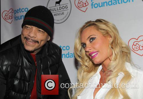 Ice-t and Coco Austin 6