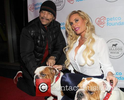 Ice-t, Coco Austin, Spartacus and Maximus 5