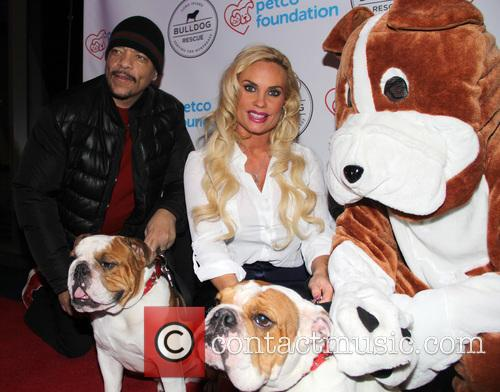 Ice-t, Coco Austin, Spartacus and Maximus 7