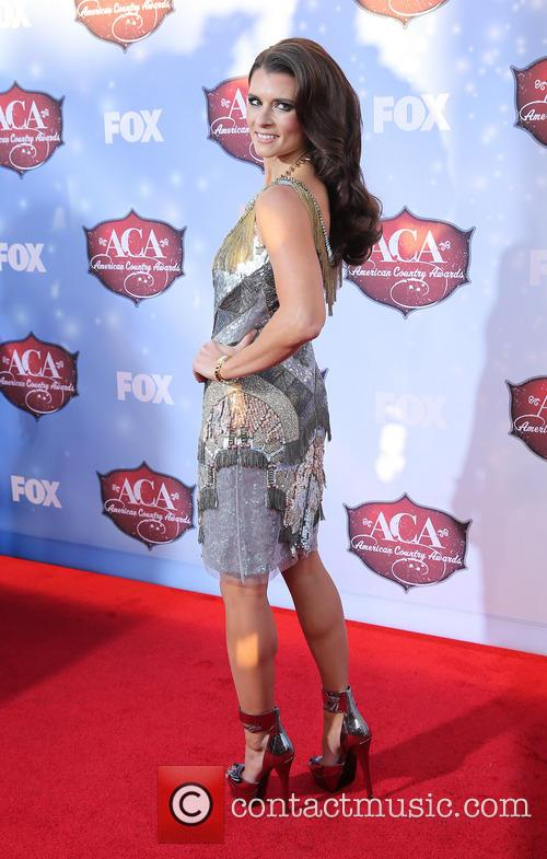 Danica patrick at the country music awards for How many country music awards are there