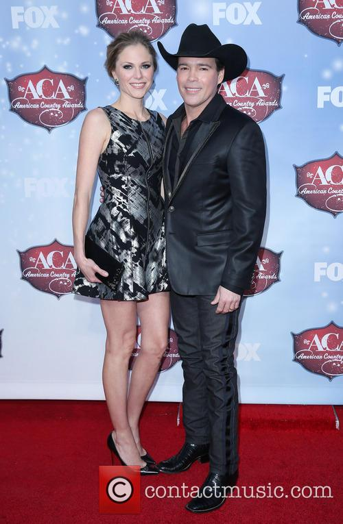 Jessica Walker and Clay Walker 1