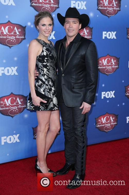 Jessica Walker, Clay Walker, Mandalay Bay Resort and Casino, American Country Awards
