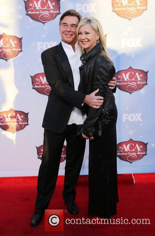 John Easterling and Olivia Newton-john 1