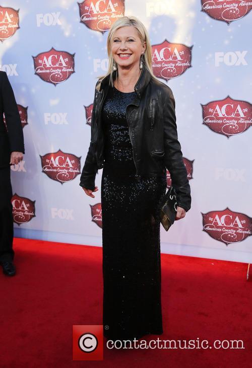 Olivia Newton-John, Mandalay Bay Resort and Casino, American Country Awards