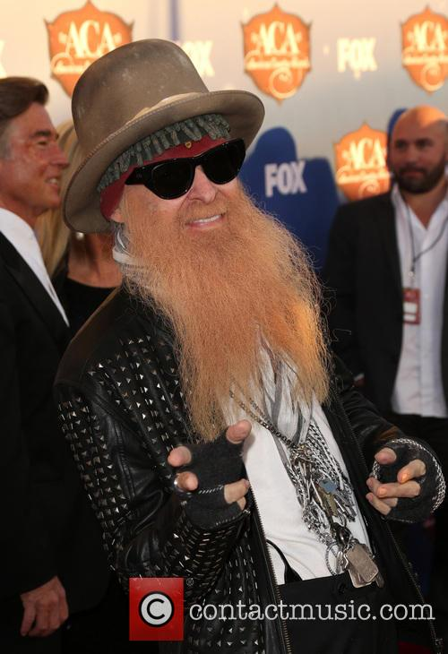 billy gibbons american country awards 2013  3993005
