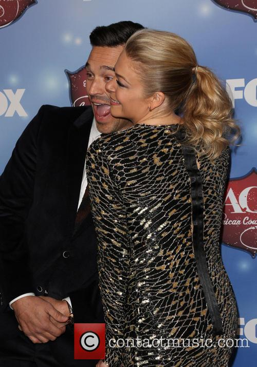 Eddie Cibrian and Leann Rimes 7