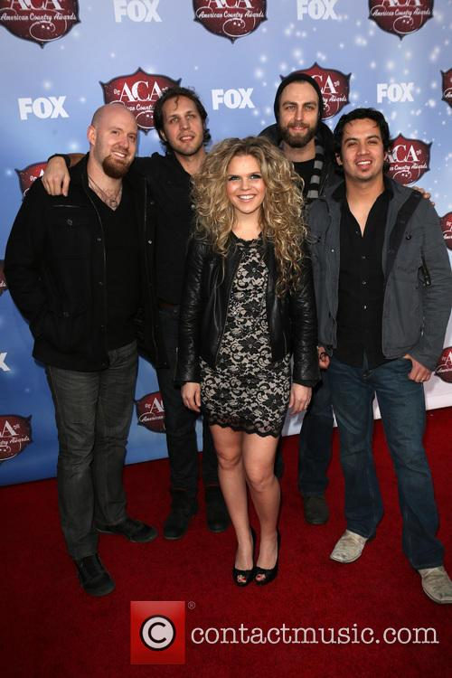 Miguel, James Bavendam, Zach Morse, Natalie Stovall, Joel Dormer and The Drive 1